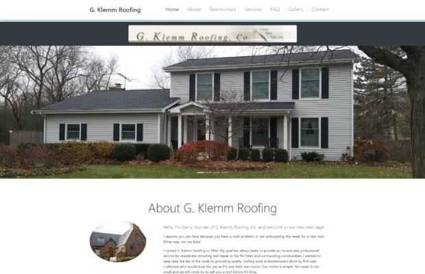 G-Klemm Roofing